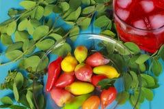 Luk Chup - Dessert Thailand Stock Photography