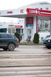 Luk Oil Stock Image