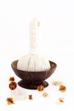 Luk Pra Kob pour des timbres de massage. Photo libre de droits