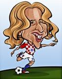 Luka Modric Zdjęcie Royalty Free
