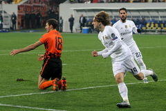 Luka Modric Stock Foto