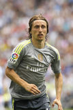 Luka Modric di Real Madrid Fotografia Stock