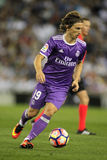Luka Modric of Real Madrid stock photo