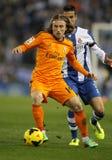 Luka Modric of Real Madrid Stock Photos