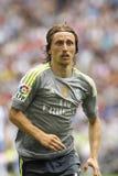 Luka Modric van Real Madrid Stock Fotografie