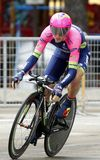 Luka Pibernik Team Lampre - Merida Stock Photos