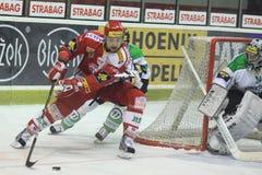 Lukas Krenzelok - Slavia Prague vs. Mlada Boleslav Royalty Free Stock Image