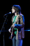 Lukas Nelson. Temecula, CA Royalty Free Stock Images