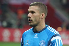 Lukas Podolski Photos stock