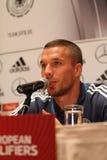 Lukas Podolski Imagen de archivo