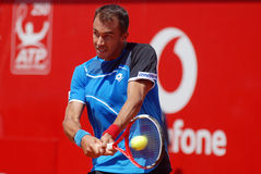Lukas Rosol ATP Tennis player Royalty Free Stock Photography