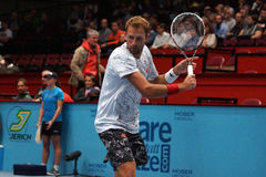 Lukasz Kubot (POL) Royalty Free Stock Photography