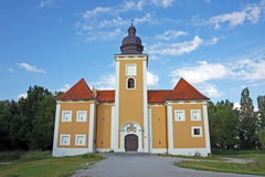 Lukavec Castle, Croatia Royalty Free Stock Photography