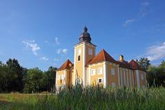Lukavec Castle, Croatia Royalty Free Stock Photo