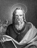 Luke евангелист стоковое изображение rf