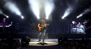 Luke Bryan Fotos de Stock Royalty Free