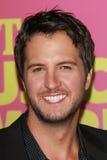 Luke Bryan an den 2012 CMT Musik-Preisen, Bridgestone-Arena, Nashville, TN 06-06-12 Stockbilder