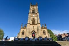 Luke church Liverpool England royalty free stock photography
