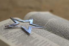 Luke 2 con la stella d'argento Immagini Stock Libere da Diritti
