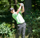 Luke Donald at the 2011 US Open Royalty Free Stock Photos