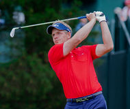 Luke Donald Stock Images