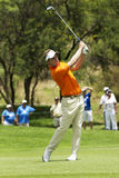 Luke Donald - Fairway Shot Stock Image