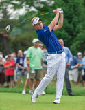 Luke Donald at the 2013 US Open Royalty Free Stock Images