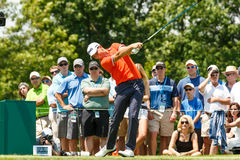 Luke Guthrie at the Memorial Tournament Stock Image