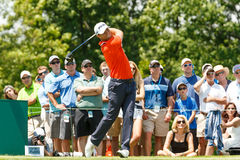 Luke Guthrie at the Memorial Tournament Stock Photography