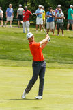 Luke Guthrie at the Memorial Tournament Royalty Free Stock Images