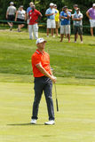 Luke Guthrie at the Memorial Tournament Stock Images
