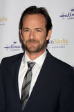 luke perry royaltyfria foton