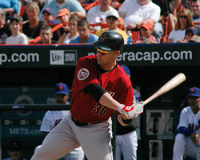 Luke Scott, Houston Astros Royalty Free Stock Photography