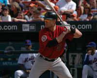 Luke Scott, Houston Astros Royalty Free Stock Photo