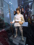 Luke Skywalker in Ani-Com & Games Hong Kong 2015 Royalty Free Stock Image