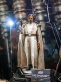 Luke Skywalker w Com Hong Kong 2016 & grach Obrazy Royalty Free