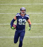 Luke Willson Seattle Seahawks Tight End Stock Images