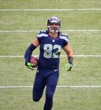 Luke Willson Seattle Seahawks Tight End Immagini Stock