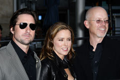 Luke Wilson, Tea Leoni and John Dahl Stock Photography