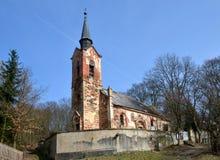 Lukova - Geistkirche stockbilder