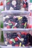 Lukrecjowy cukierek obrazy stock