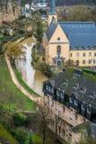 Luksemburg Zdjęcia Stock