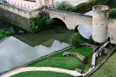 Luksemburg Zdjęcia Royalty Free