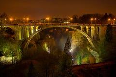 Luksemburg Miasto zdjęcia stock