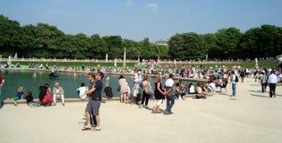 Luksemburg ogrodowy Paris Zdjęcie Stock