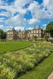 Luksemburg Uprawia ogródek w Paryż, Francja (Jardin du Luksemburg) Fotografia Stock