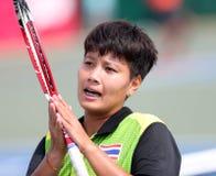 Luksika KUMKHUM von Thailand Lizenzfreies Stockbild