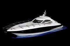 luksus łodzi fotografia royalty free