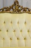 luksus krzesło Zdjęcia Royalty Free