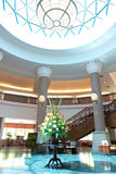 luksus lobby hotelu Fotografia Stock